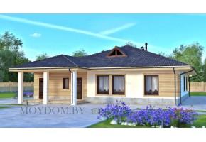 Проект дома 763