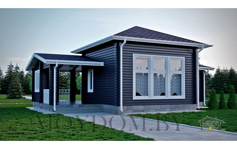 Проект дома 773