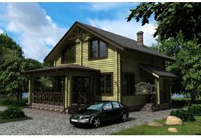 Проект дома 78