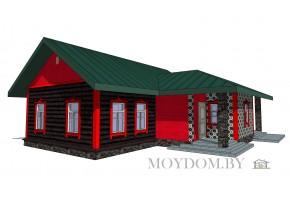 Проект реконструкции дома 851