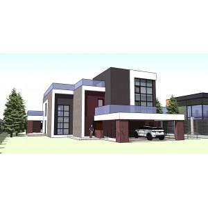 Проект дома 876
