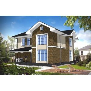 Проект дома 884