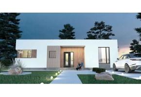 Проект дома 898