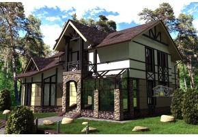 Проект дома 90