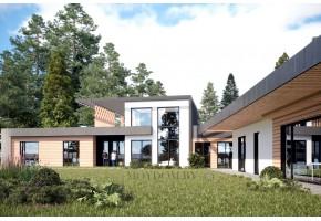 Проект дома 909