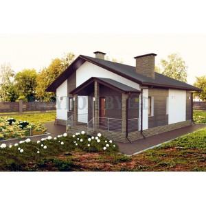 Проект дома 95-03
