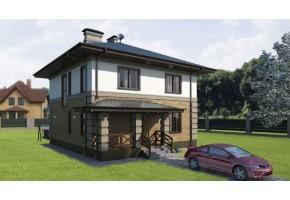 Проект дома 95-07