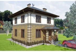 Проект дома 95