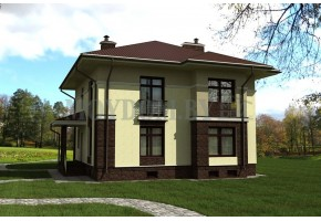 Проект дома 96