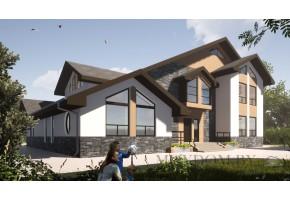 Проект дома 970