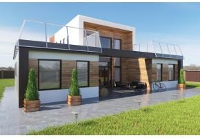 Проект дома 624 - Дом руководителя Мастерской