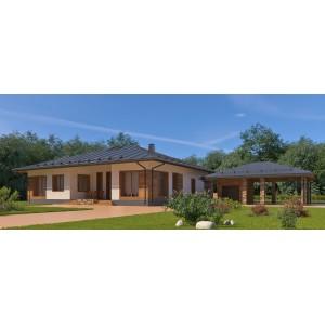 Проект дома 745