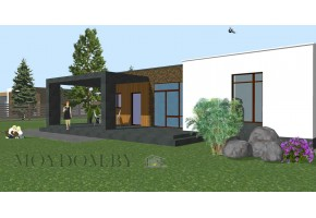 Проект дома 902