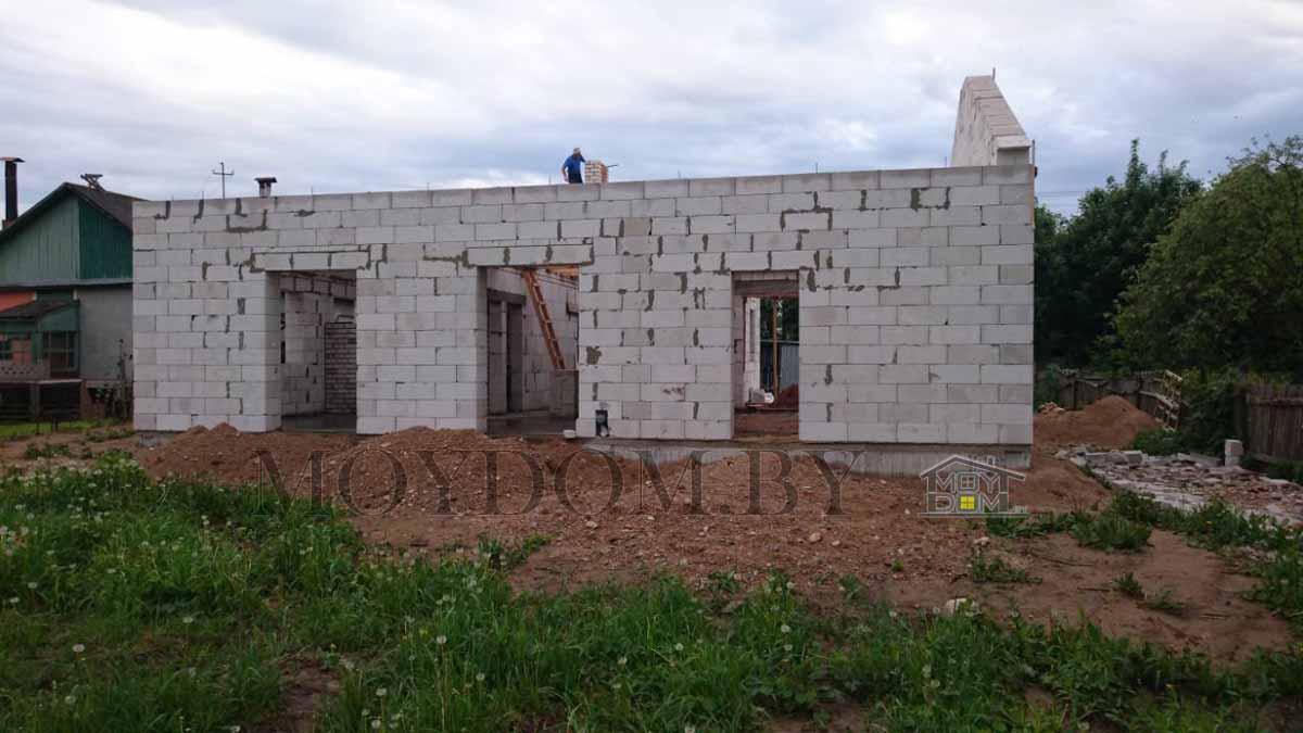 изображение готового дома проект 392