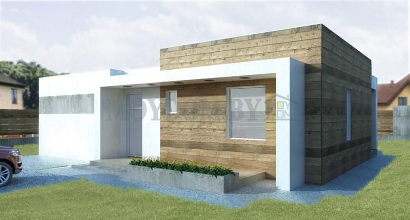 фото современного дома
