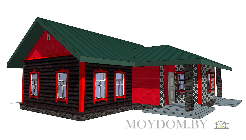 фото проект реконструкции дома