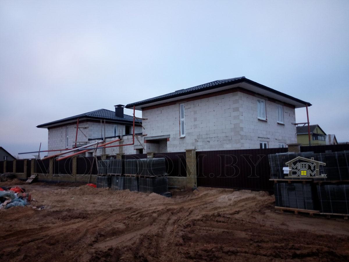дом блокированный