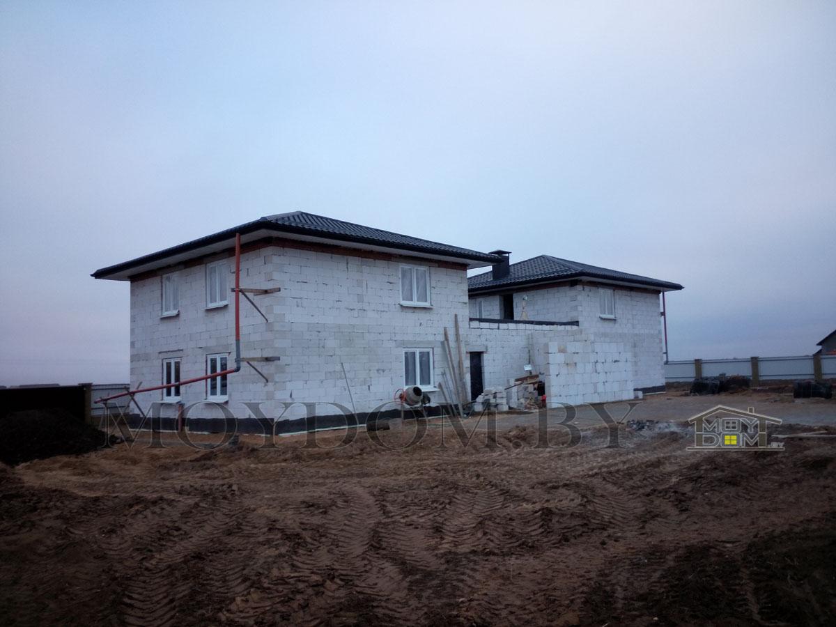 фото блокированного дома