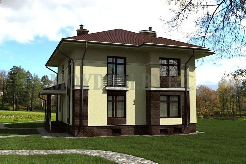 частные дома фото